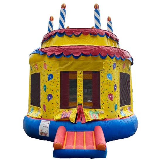 Birthday Cake Bounce