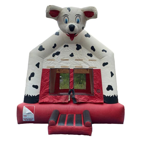 Dalmatian Bounce
