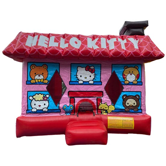 Hello Kitty Bounce