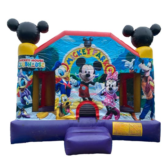 Large Mickey Bounce